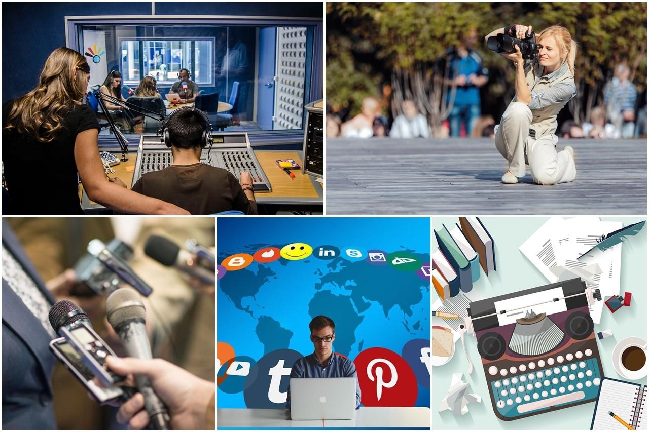 Du học Anh ngành truyền thông với nhiều chọn lựa việc làm