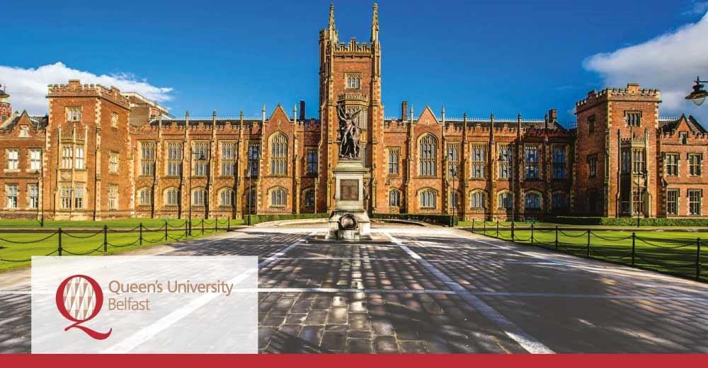 Du học Anh ngành truyền thông tại Đại học Queen's Belfast