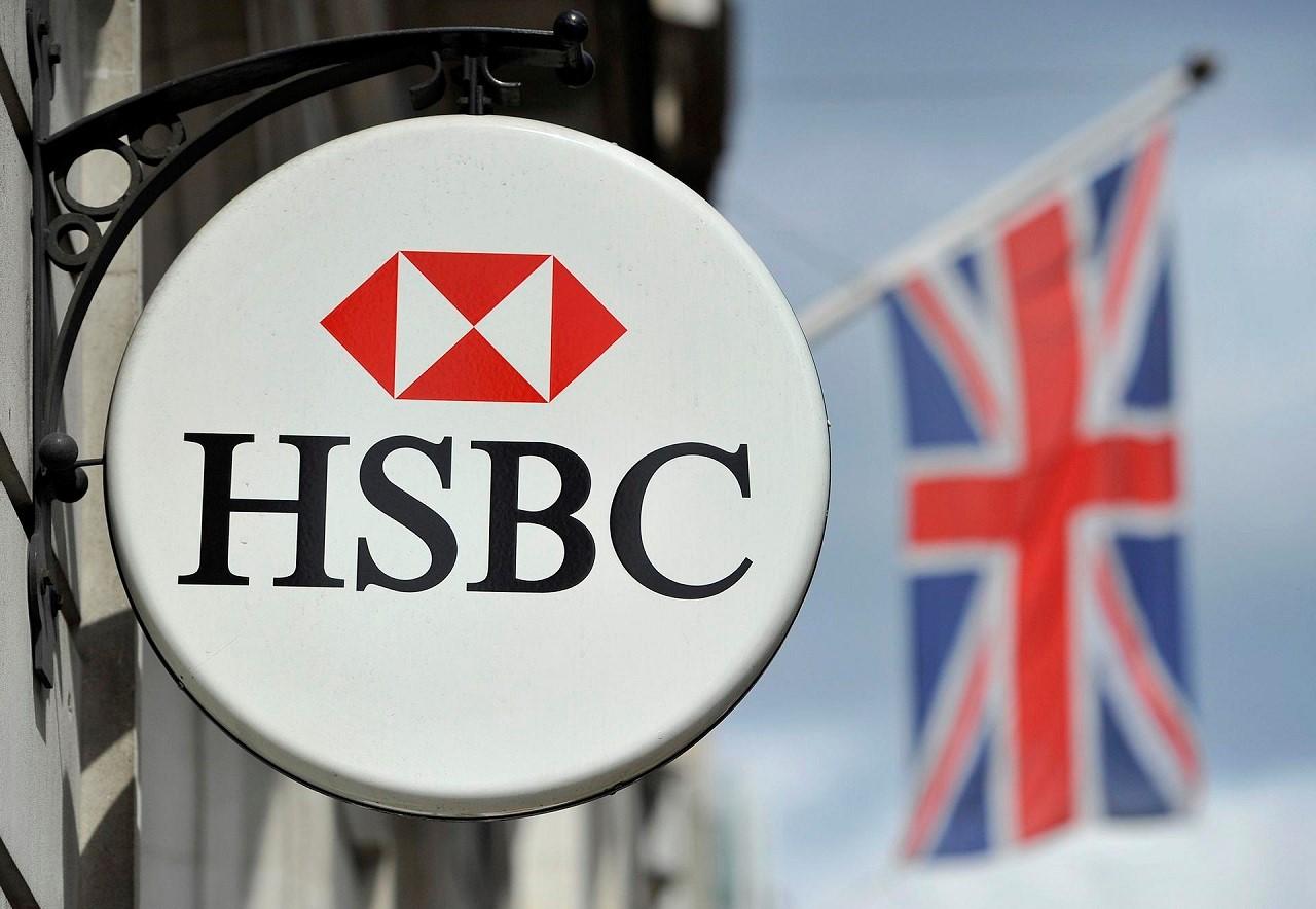 London là nơi đặt trụ sở chính của HSBC