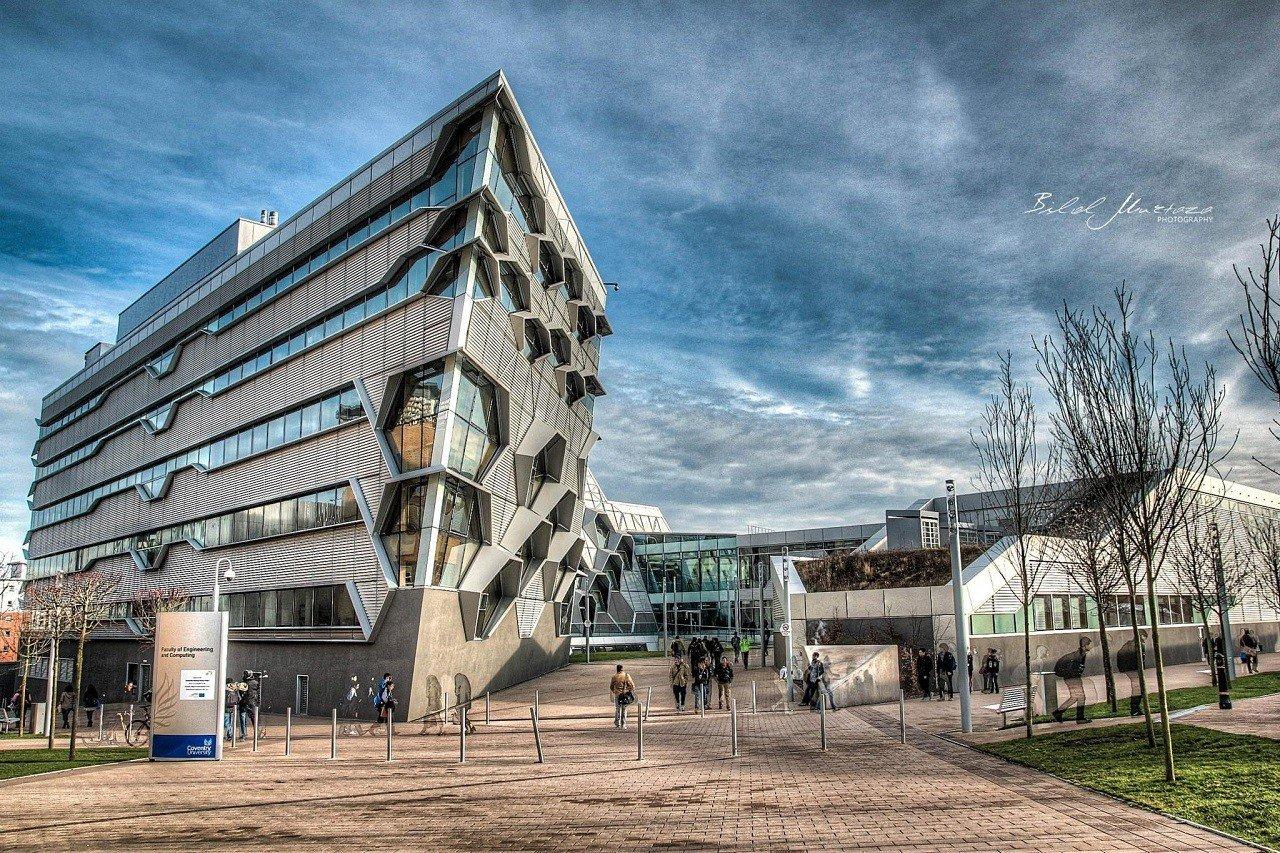 Du học Anh Quốc tại London - Đại học Coventry