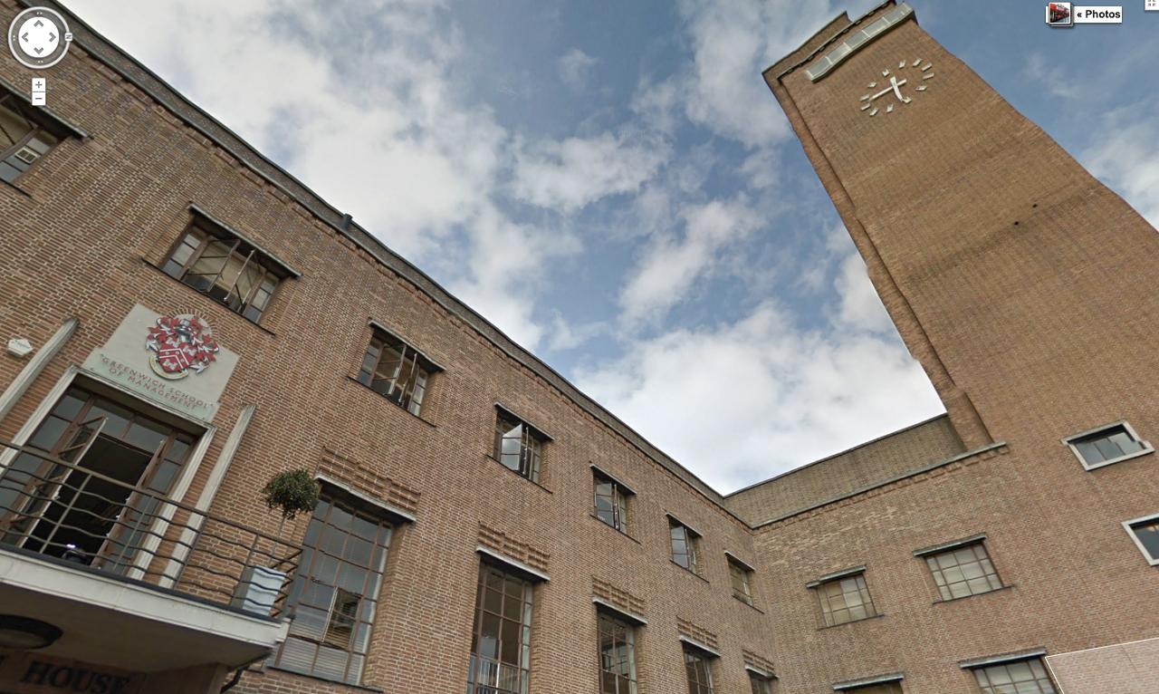 Du học Anh Quốc tại London - Trường Quản trị Greenwich London (GSM)