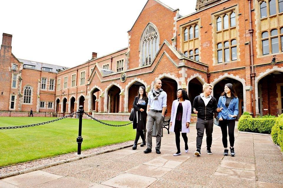 Du học Anh Quốc tại London - Tập đoàn Giáo dục INTO