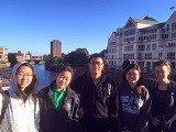Sinh viên Việt Nam nói gì về trường ĐH York St John khi du học Anh Quốc?