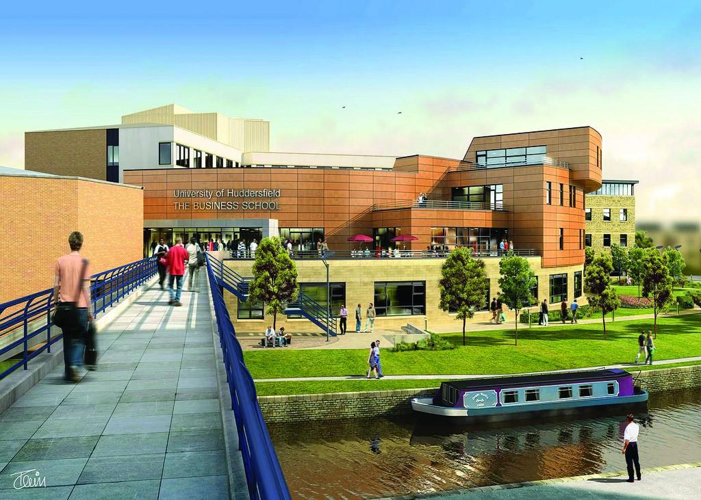 Top 10 trường đại học tại Anh có chất lượng giảng dạy tuyệt vời mang tên Huddersfield