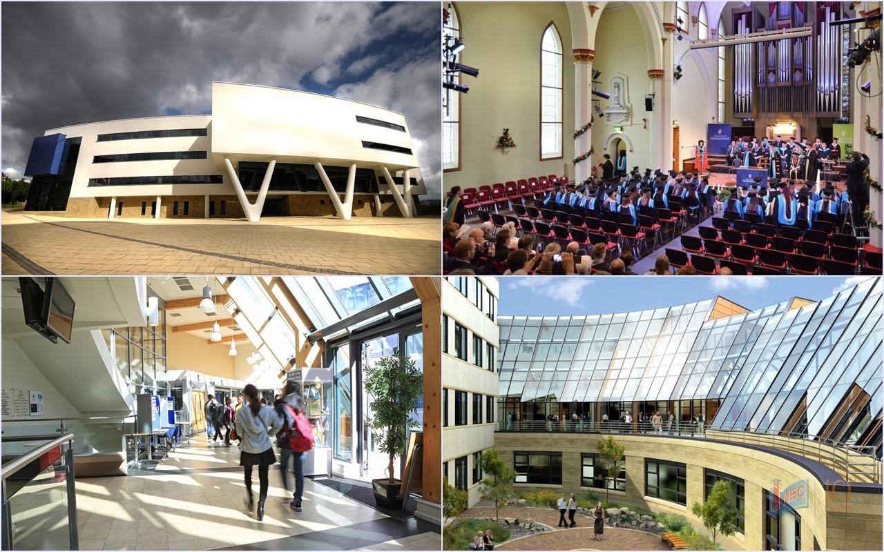 Huddersfield mang đến môi trường học tập thân thiện cho sinh viên