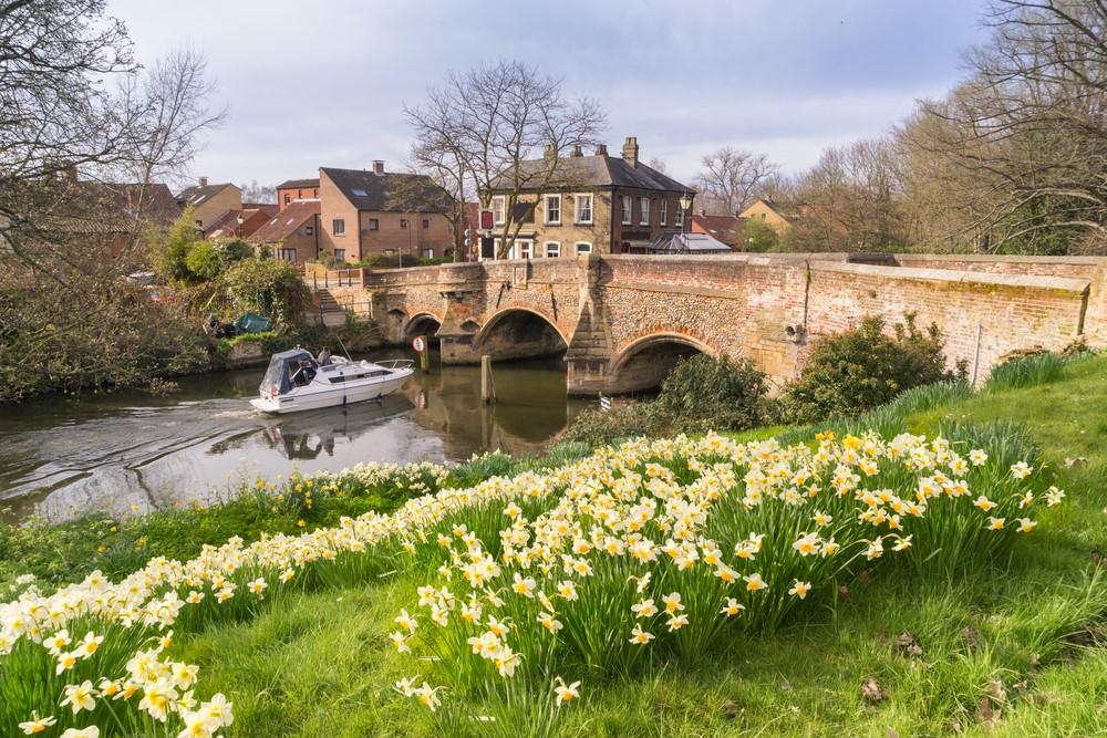 Norwich – Thành phố an toàn nhất nước Anh