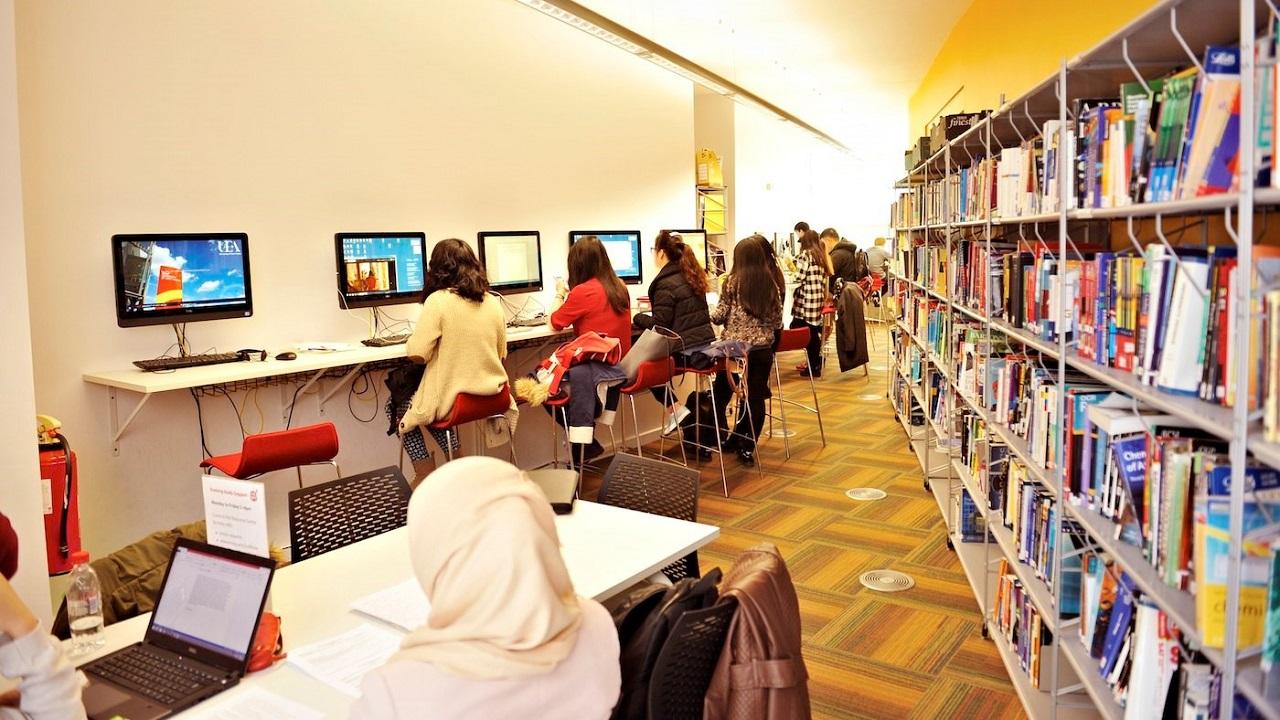 Học viên của INTO UEA được toàn quyền sử dụng cơ sở vật chất của UEA