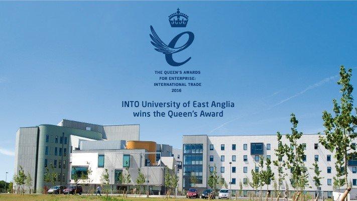 Du học Anh tại INTO East Anglia 1