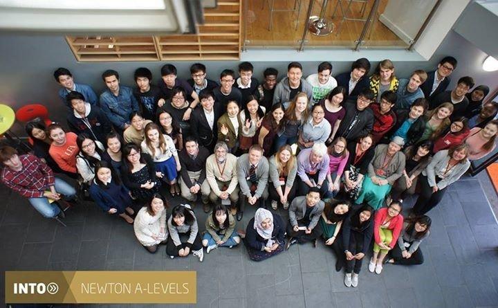 Chương trình Newton A levels cung cấp nền tảng kiến thức vững chắc cho học sinh vào ĐH East Anglia