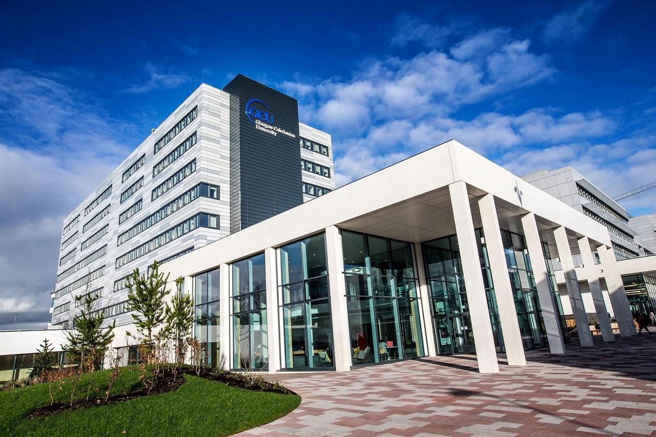 Một trong những ngôi trường lớn nhất Scotland – Đại học Glasgow Caledonian
