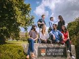 Đại học Exeter thuộc top 10 tại Anh về mức độ hài lòng của sinh viên