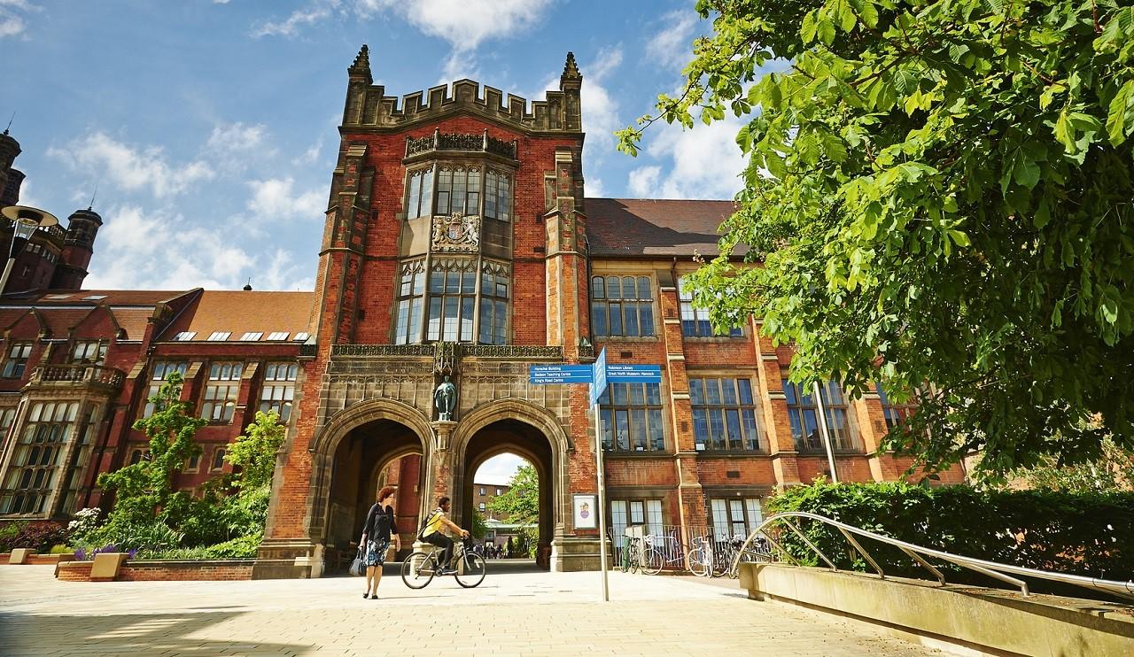 Chương trình học bổng du học Anh Quốc 100% khóa dự bị đại học tại Đại học Newcastle