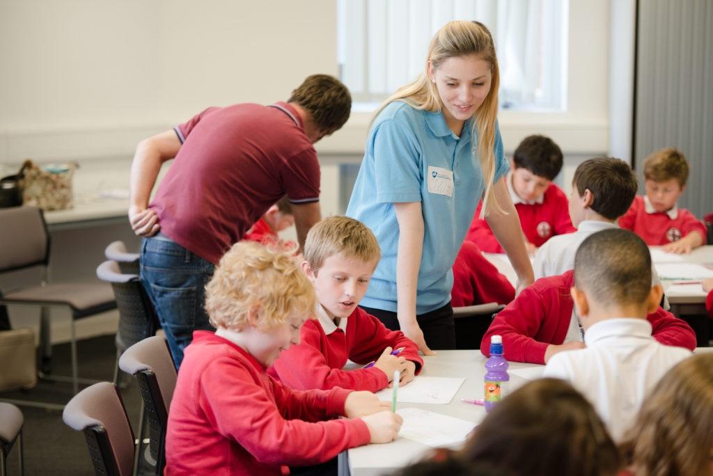Sinh viên Đại học Northampton có nhiều cơ hội phát triển kỹ năng chuyên môn