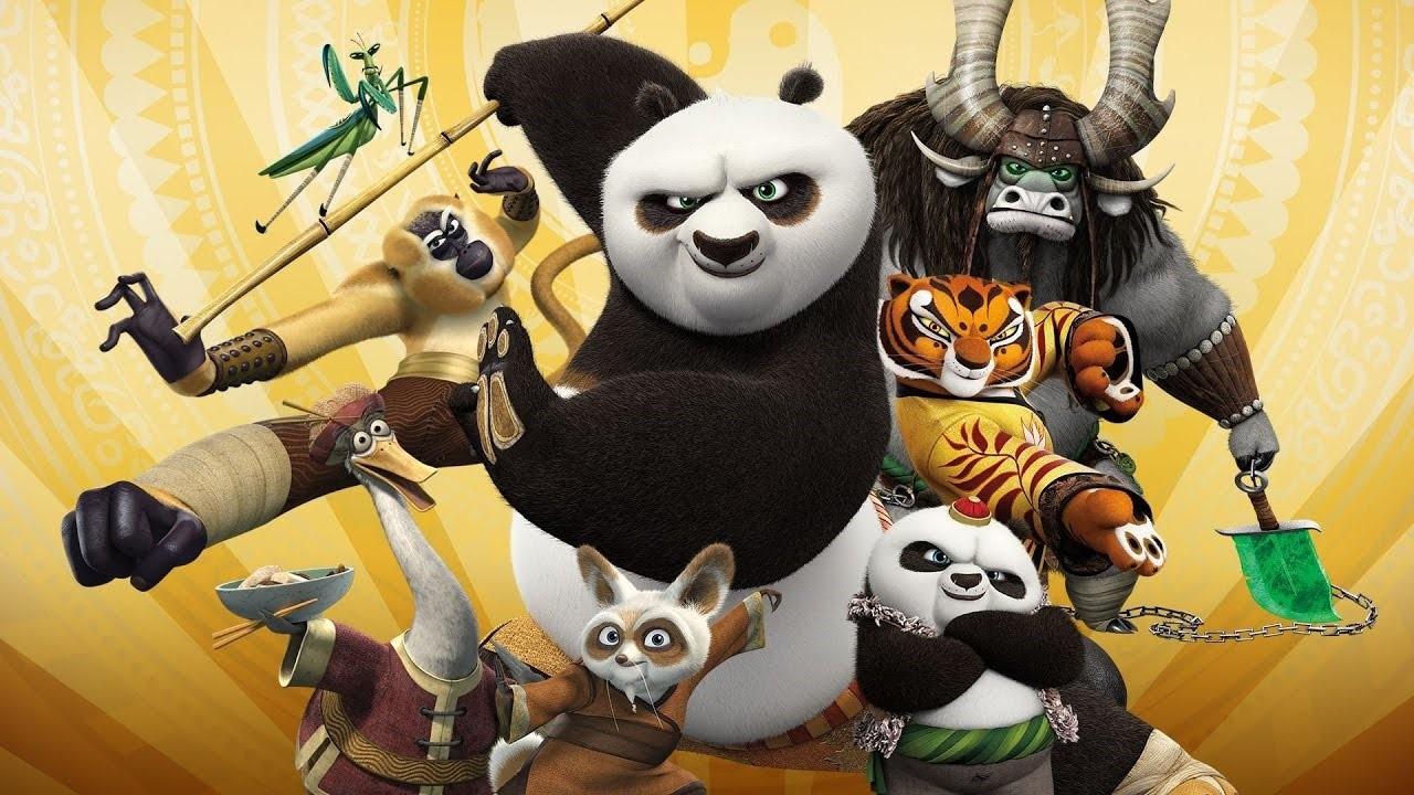 Kung Fu Panda – Bộ phim có sự góp sức của sinh viên Đại học Teesside