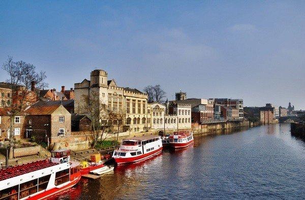 Thành phố York yên bình và an toàn nhất Anh Quốc