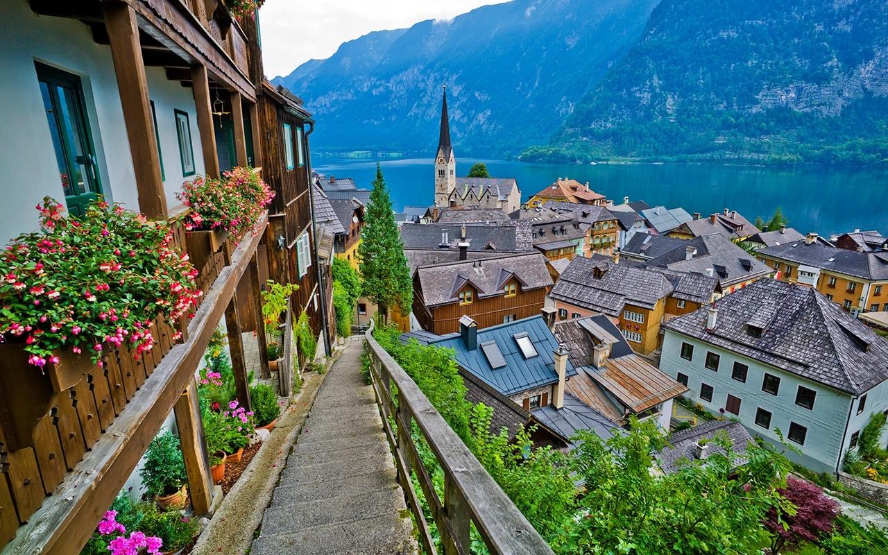 Áo là một trong những quốc gia có học phí thấp nhất châu Âu