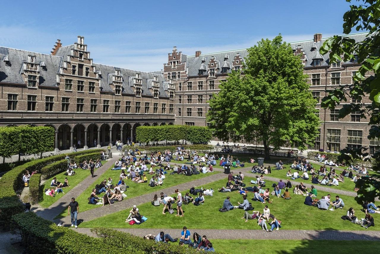 Bỉ là quốc gia rất chú trọng và đầu tư nhiều vào giáo dục