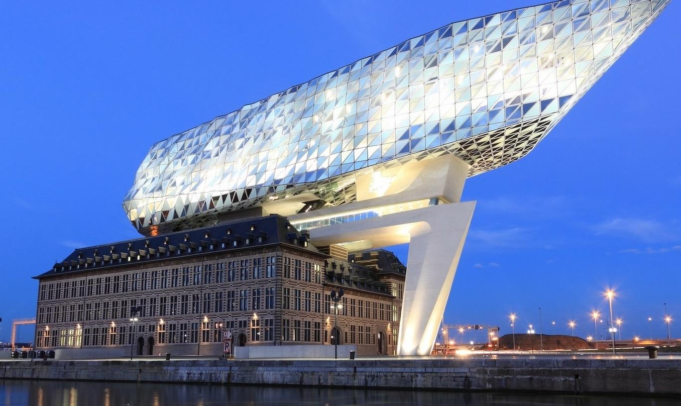 """Kiến trúc độc đáo là một trong những """"đặc sản"""" của Bỉ"""