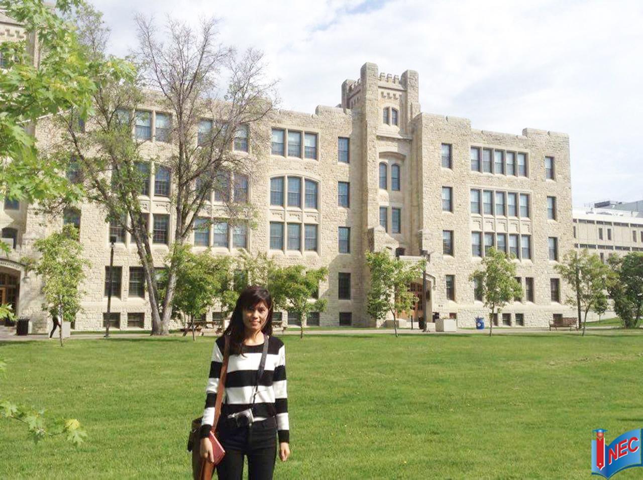 Du học Canada tại Đại học Manitoba