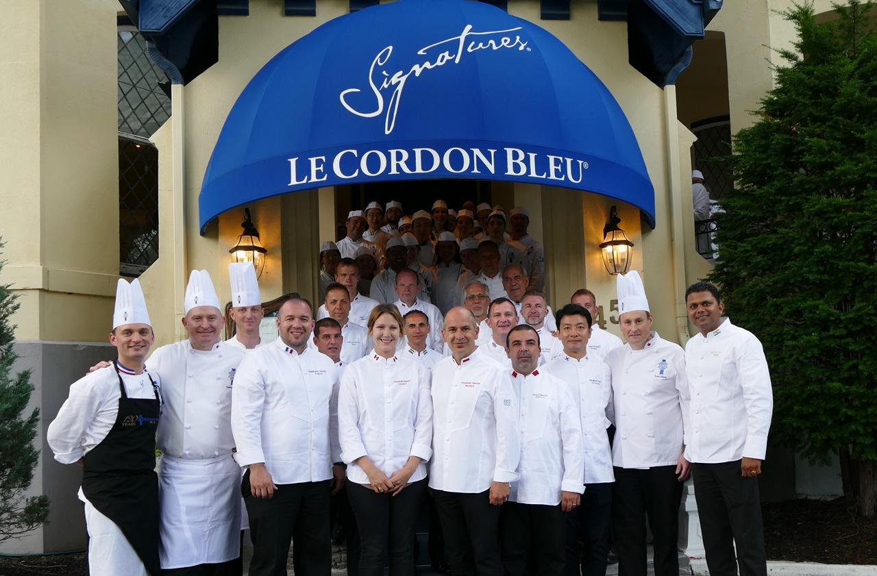 Sinh viên Le Cordon Bleu Ottawa