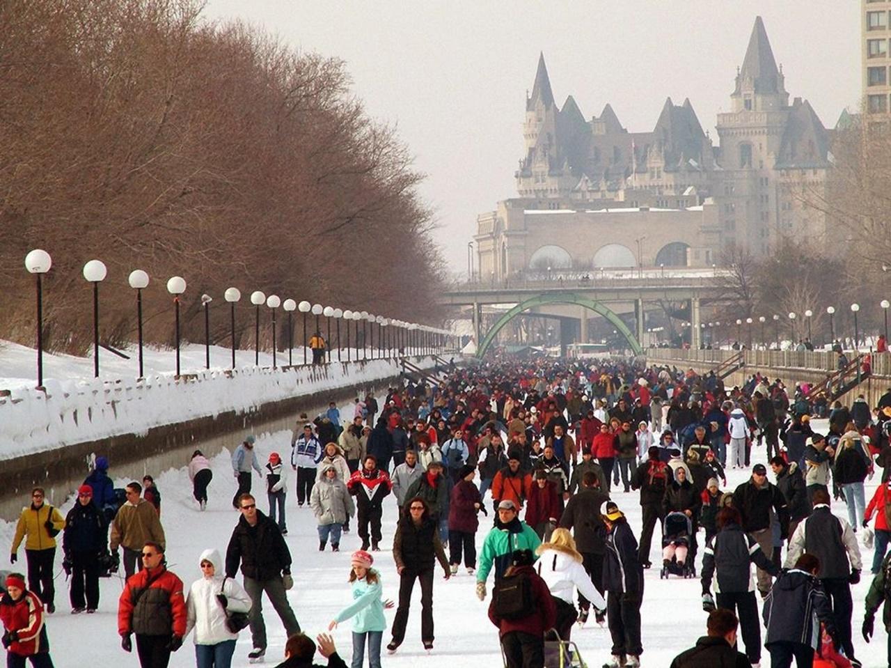 Trải nghiệm ở thủ dô Ottawa