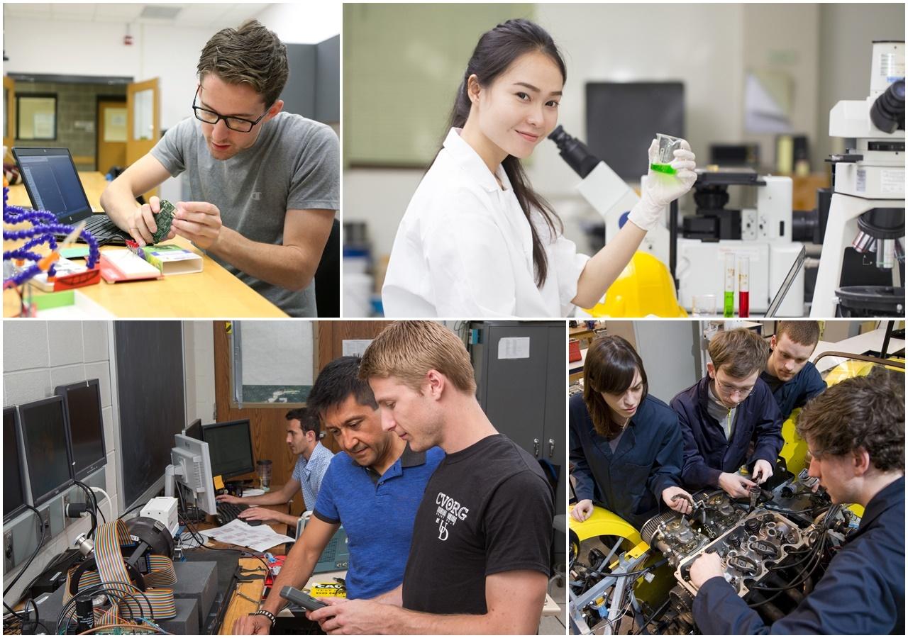 Du học Canada ngành kỹ thuật