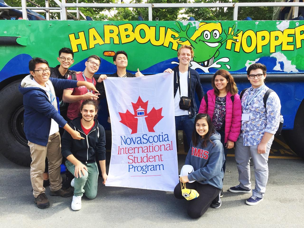 Du học Canada tại Nova Scotia