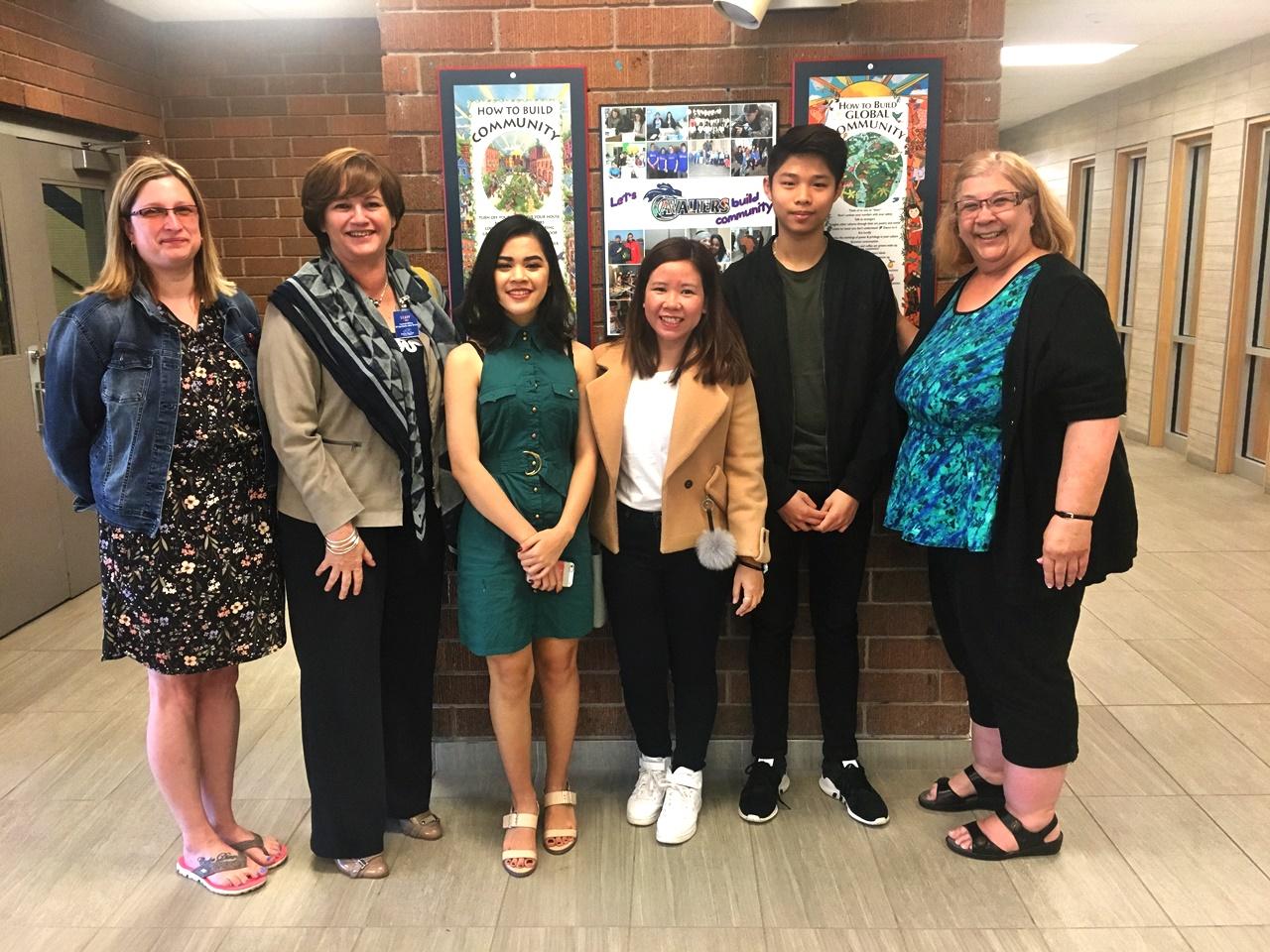 Đại diện Du học INEC được mời đến thăm Hệ thống trung học tỉnh Nova Scotia (Canada)
