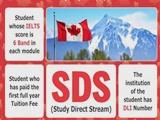 Du học Canada không chứng minh tài chính theo diện visa SDS có dễ không?