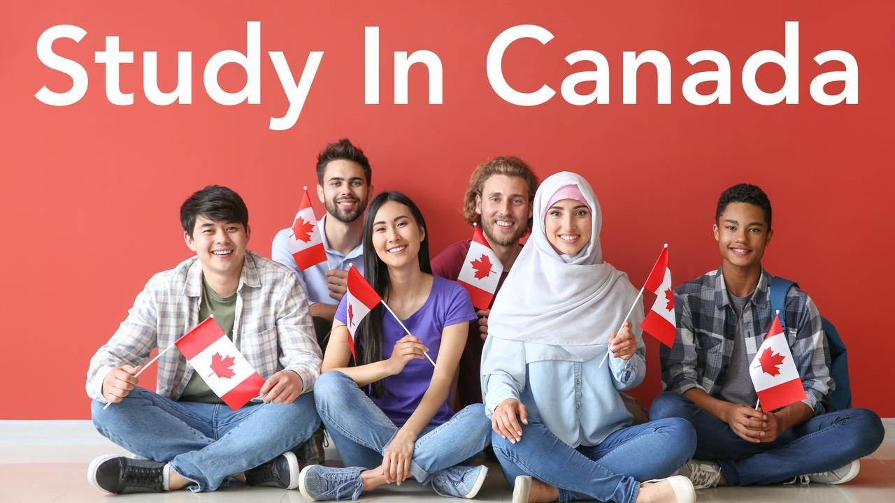 Sinh viên quốc tế du học Canada