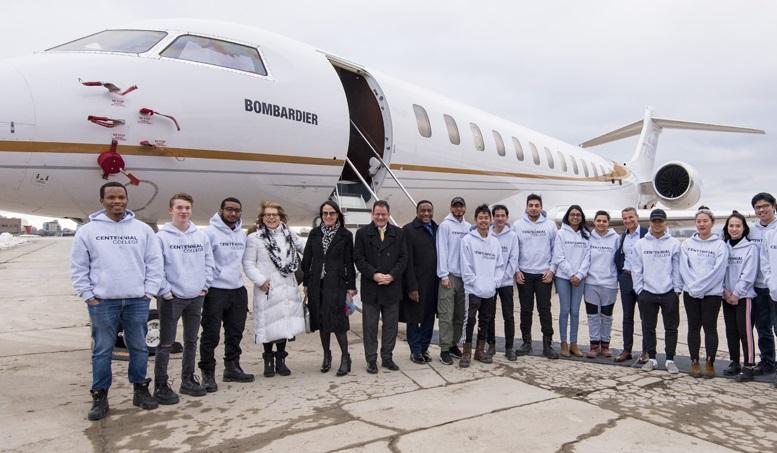 Du học Canada ngành kỹ thuật hàng không