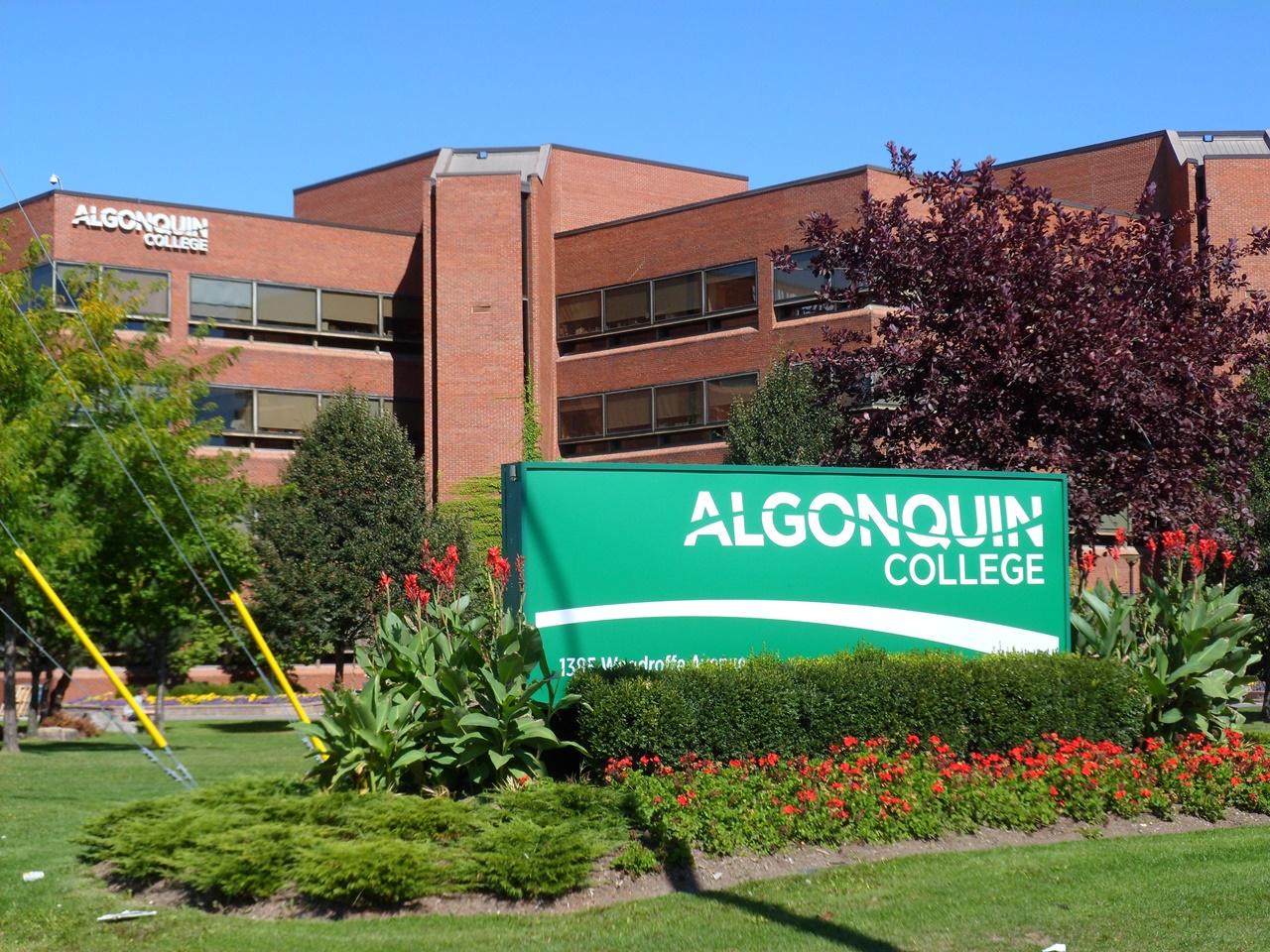 cao đẳng Algonquin