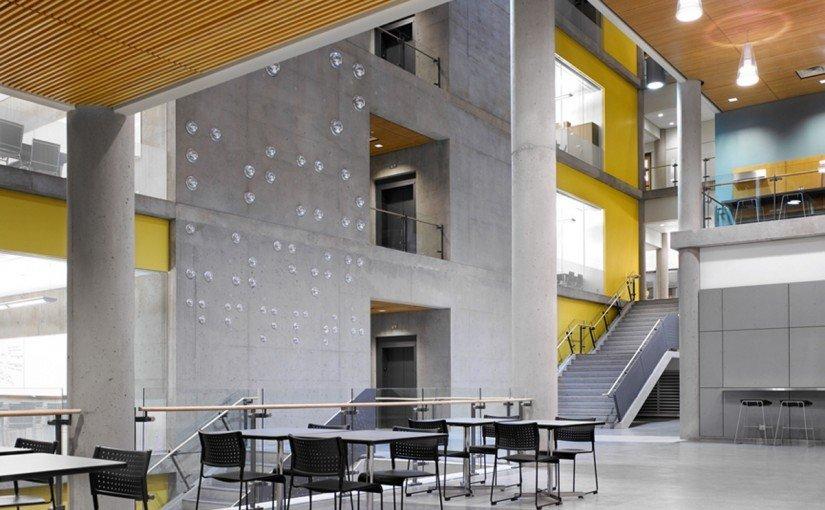Học xá CĐCD Vancouver (CVV)
