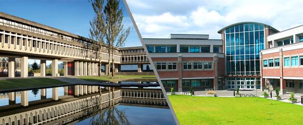 Đại học Simon Fraser hợp tác Cao đẳng Douglas