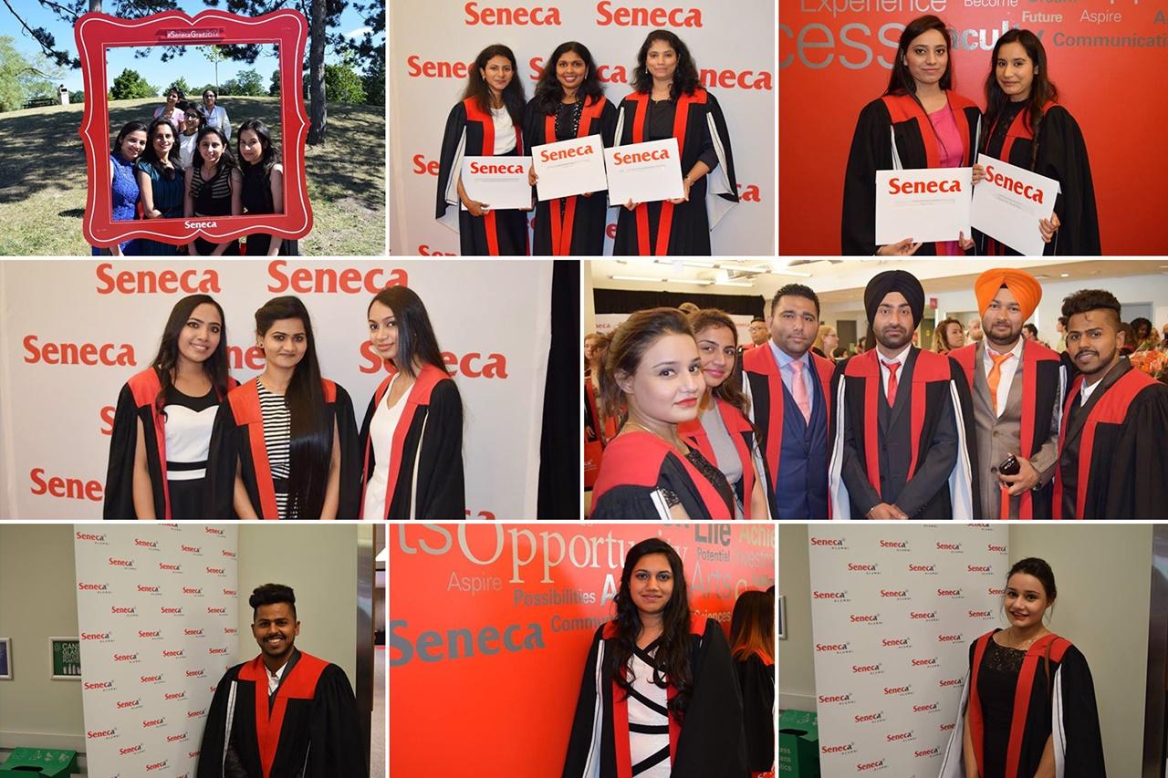 Du học Canada Cao đẳng seneca