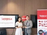 "Du học INEC 2 năm liền đạt ""Top Vietnam Agent Award"" từ Cao đẳng Seneca"
