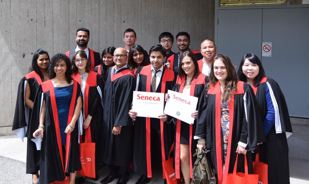 Du học Canada tại Cao đẳng Seneca