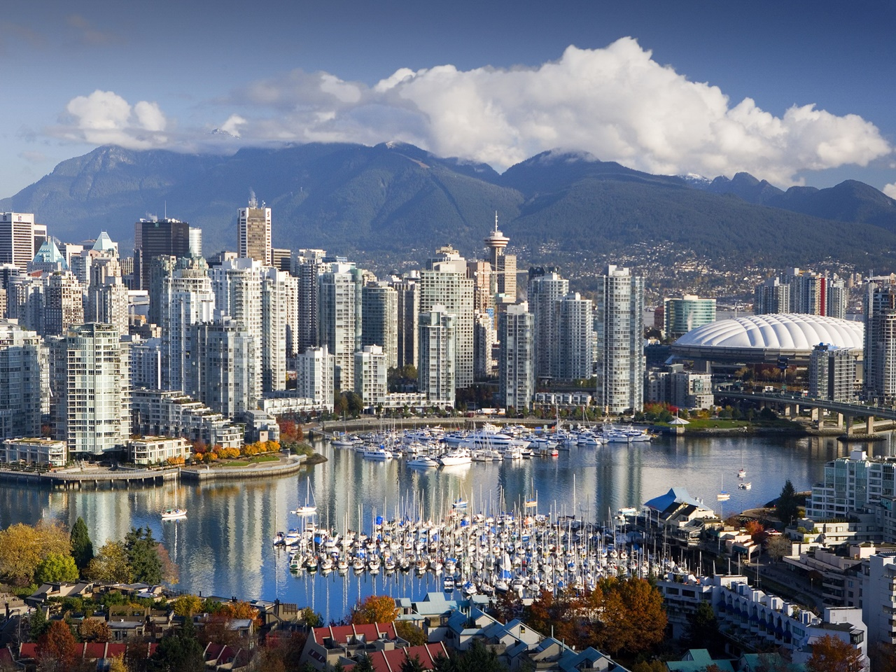 Thành phố Vancouver Canada