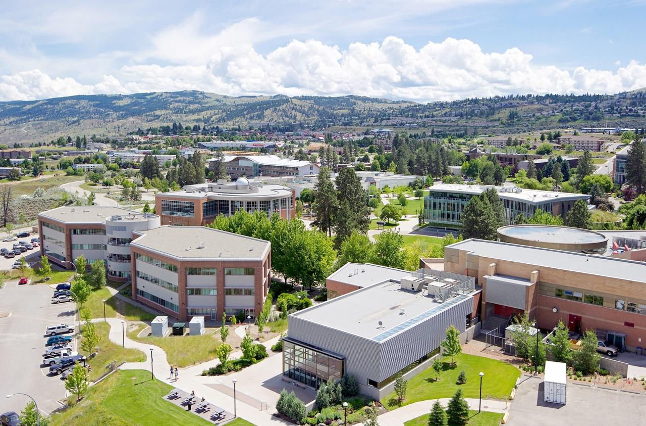 Khu học xá của Đại học Thompson Rivers