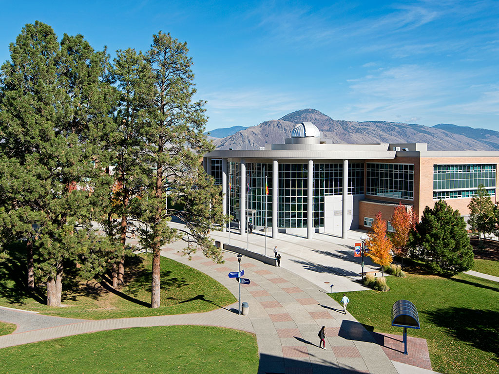 Du học Canada tại Đại học Thompson Rivers