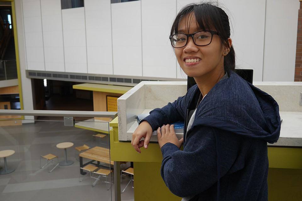 Chọn lộ trình chuyển tiếp của UVic, nữ sinh Việt xuất sắc dành được học bổng 7.500 CAD