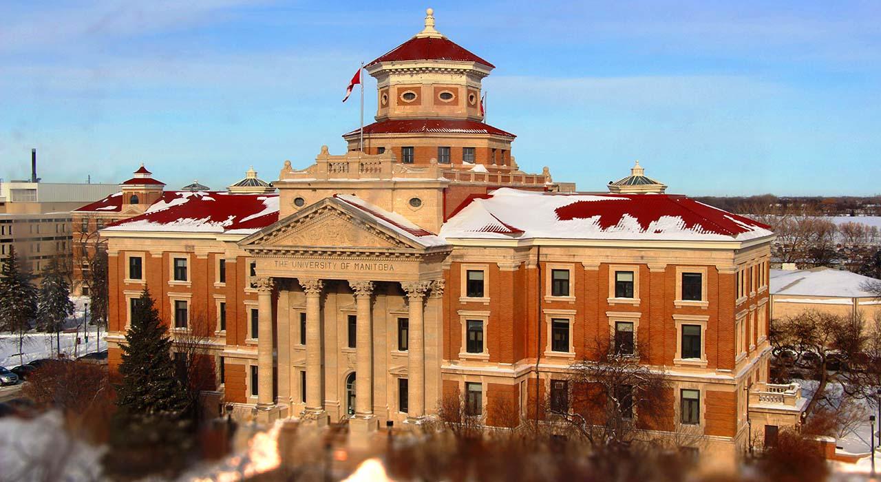 Thư viện hình ảnh sinh viên đại học Manitoba- Cơ sở vật chất
