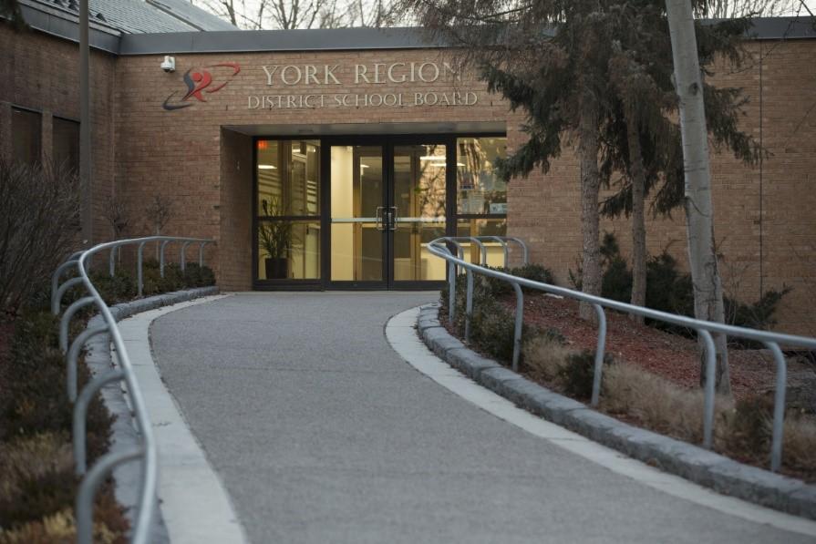 Hệ thống Trung học York Region District School Board