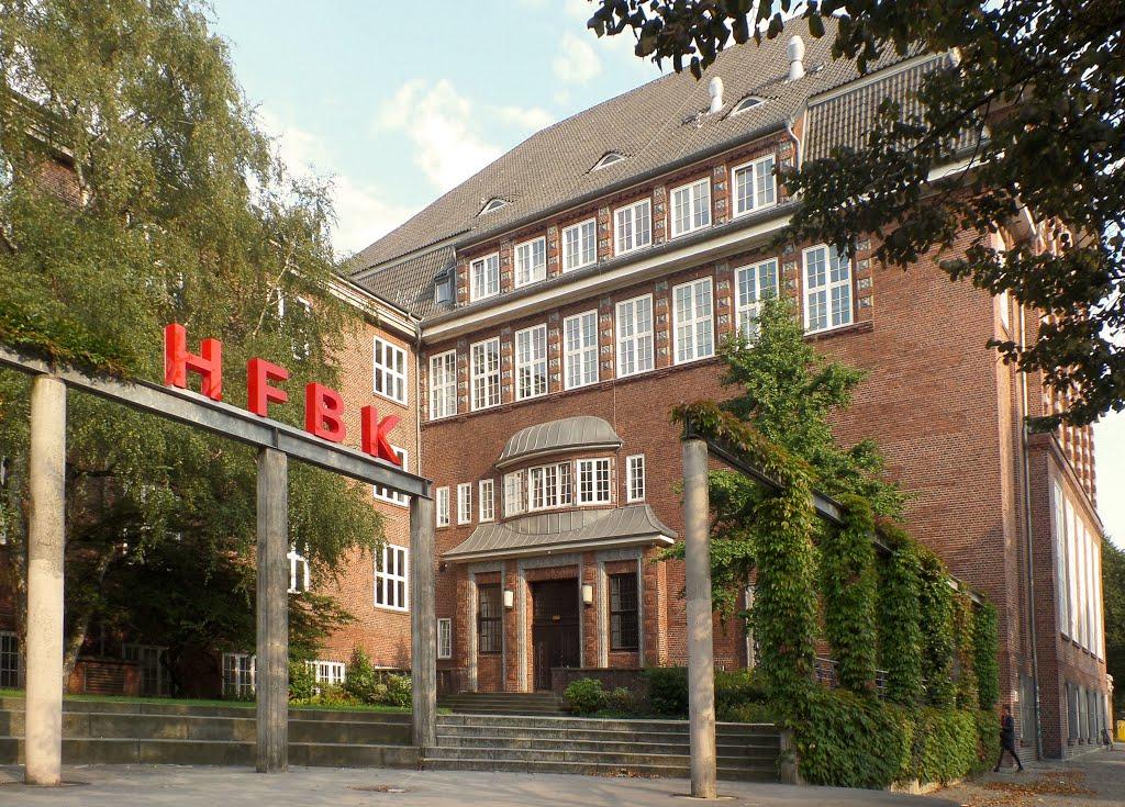 Du học Đức Đại học Nghệ thuật Hamburg