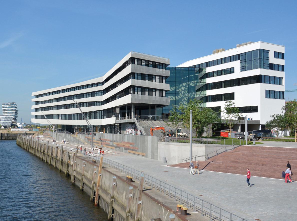 Du học Đức Đại học HafenCity Hamburg