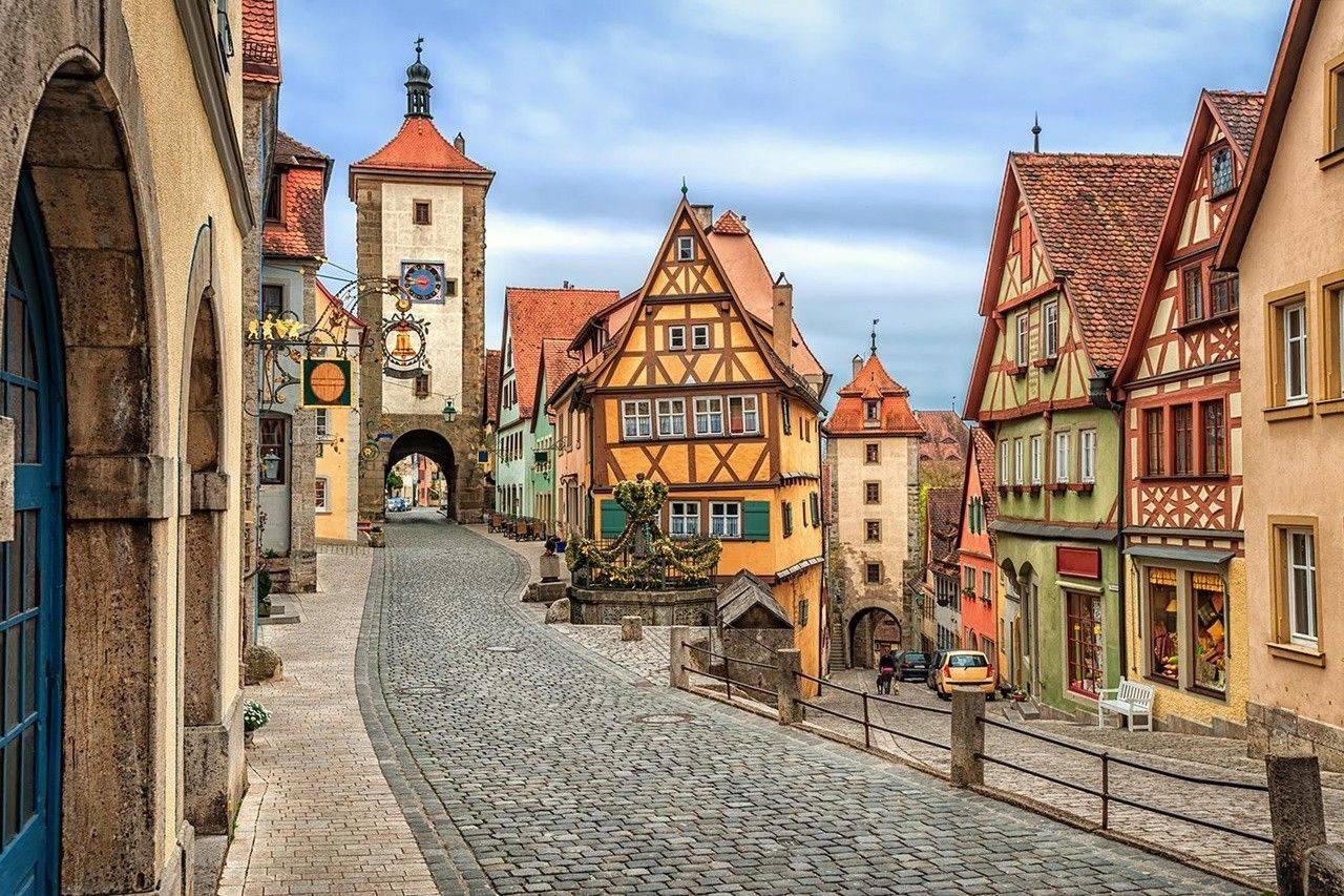 Những điều cần lưu ý khu du học Đức