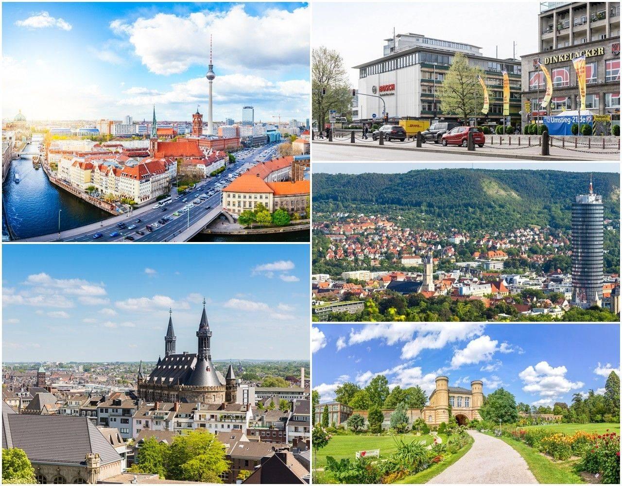 Kết quả hình ảnh cho nước Đức có nhiều trường đại học và chuyên ngành cho bạn thỏa sức lựa chọn