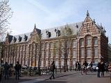 Vì sao Đại học Amsterdam thuộc nhóm các trường nghiên cứu tốt nhất châu Âu?