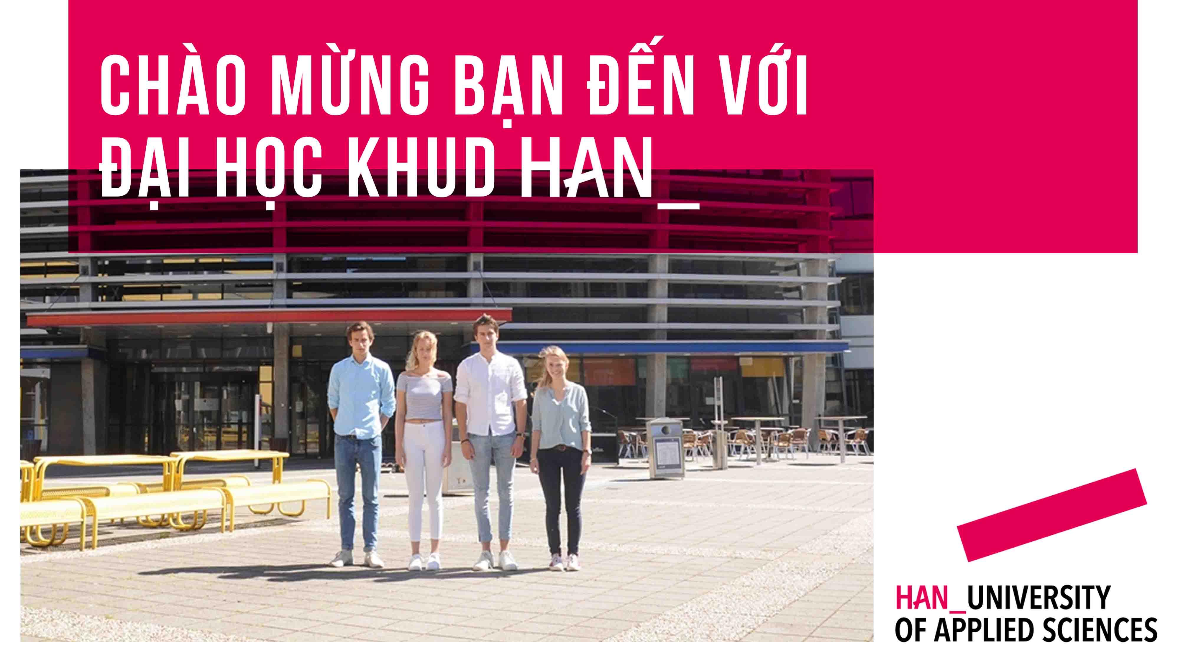"""Là 1 trong 5 trường khoa học ứng dụng lớn nhất tại xứ sở hoa tulip, HAN cung cấp chương trình đào tạo chất lượng cao bằng tiếng Anh dựa trên thực hành, phù hợp với thực tiễn ngành nghề và nhu cầu của các công ty và tổ chức trên thế giới. Các khóa học của HAN được thiết lập theo định hướng ứng dụng để sinh viên tốt nghiệp từ trường thành công trong sự nghiệp và đóng góp cho sự phát triển của kinh tế, xã hội xung quanh họ. Đại học KHUD HAN đem đến cho sinh viên một môi trường hấp dẫn và chuyên nghiệp để học tập, làm việc. Mỗi năm, HAN luôn đạt điểm cao của Elsevier và Keuzegids về đánh giá tổng thể cũng như xếp hạng riêng biệt cho ngành đào tạo của các trường đại học KHUD Hà Lan. Tại HAN, bạn có thể chọn học các ngành đang """"hot"""" và có nhu cầu nhân lực cao hiện nay như kinh doanh quốc tế, kỹ thuật, truyền thông, khoa học đời sống. Để có thông tin mới nhất về các chương trình đào tạo của HAN trong năm 2020, cập nhật học phí, thủ tục hồ sơ, mời bạn tham dự """"HỘI THẢO CÁC NGÀNH HỌC XU HƯỚNG TẠI ĐẠI HỌC KHUD HAN"""" do Du học INEC tổ chức: • Tại Đà Nẵng: Lúc 17h00 thứ Bảy, ngày 12/10/2019 tại 51L Nguyễn Chí Thanh, Quận Hải Châu • Tại TP. HCM: Lúc 9h00 Chủ nhật, ngày 13/10/2019 tại 279 Trần Nhân Tôn, Phường 2, Quận 10 Xem thông tin chi tiết: https://duhocinec.com/hoi-thao-dai-ho... Hotline đăng ký tham dự: 093 409 8883. Liên hệ đại diện tuyển sinh tốt nhất của Đại học KHUD HAN để được hỗ trợ chi tiết: • Tổng đài: 1900 636 990 • Hotline KV miền Bắc & Nam: 093 938 1081 • Hotline KV miền Trung: 093 409 9070 • Email: inec@inec.vn • Website: https://duhocinec.com/du-hoc-ha-lan-dh-khoa-hoc-ung-dung-han"""