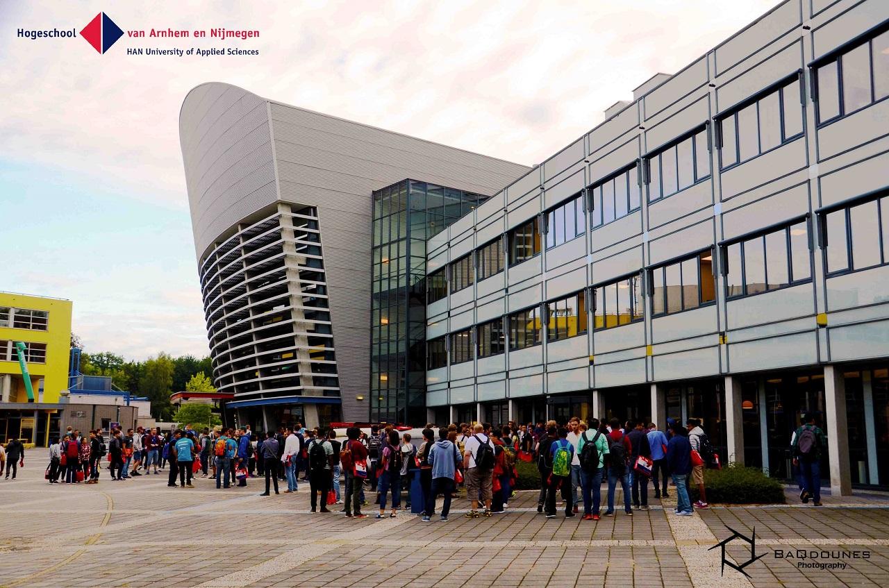 Đại học KHUD HAN – lựa chọn của rất nhiều sinh viên quốc tế du học Hà Lan